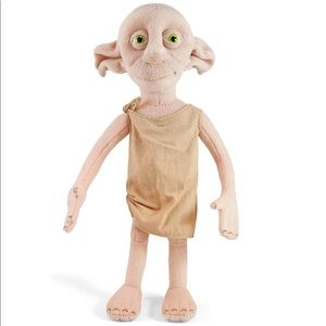 "Official 12.5"" plush Dobby Harry Potter"